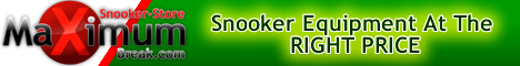 MAXIMUM BREAK SNOOKER